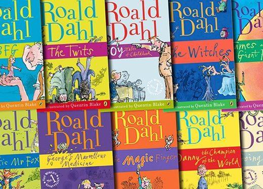 Książki Roalda Dahla