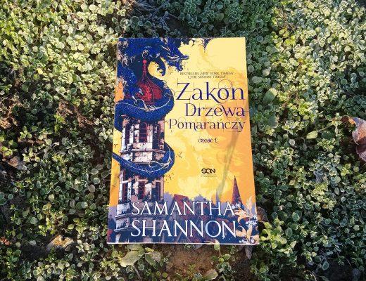 zakon drzewa pomarańczy samantha shannon