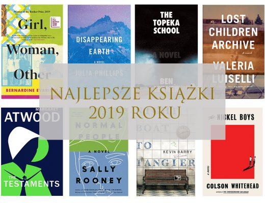 Najlepsze książki 2019 roku