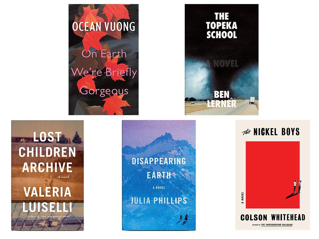 Top 5 książek 2019