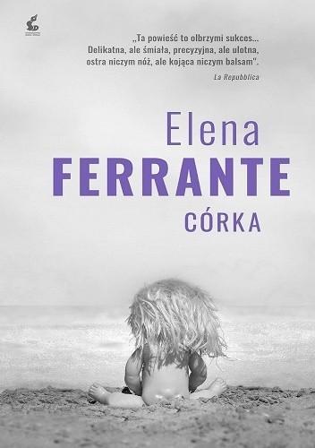 Córka Elena Ferrante okładka