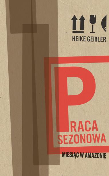 Praca sezonowa Heike Geisler okładka