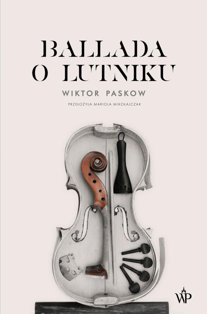 Ballada o lutniku Wiktor Paskow okładka