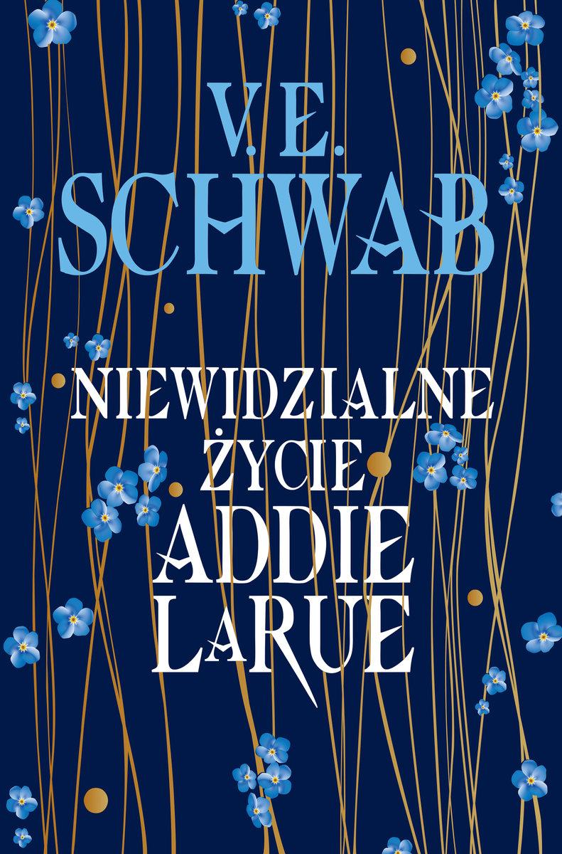Niewidzialne życie Addie LaRue okładka