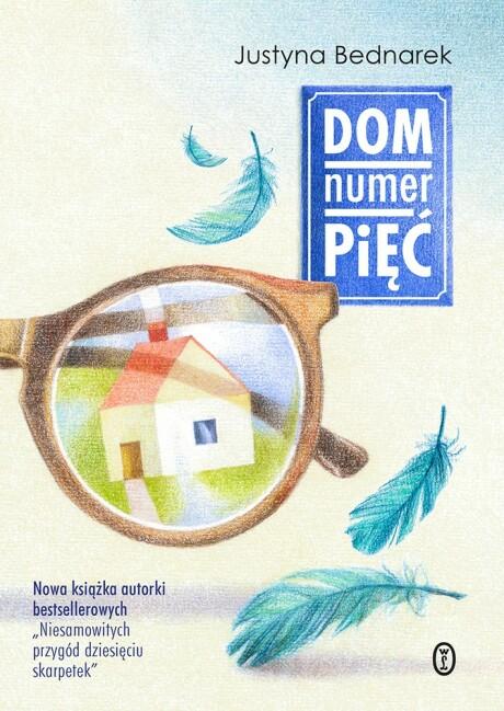 Dom numer pięć okładka