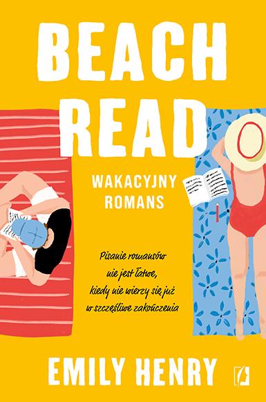 Beach read okładka