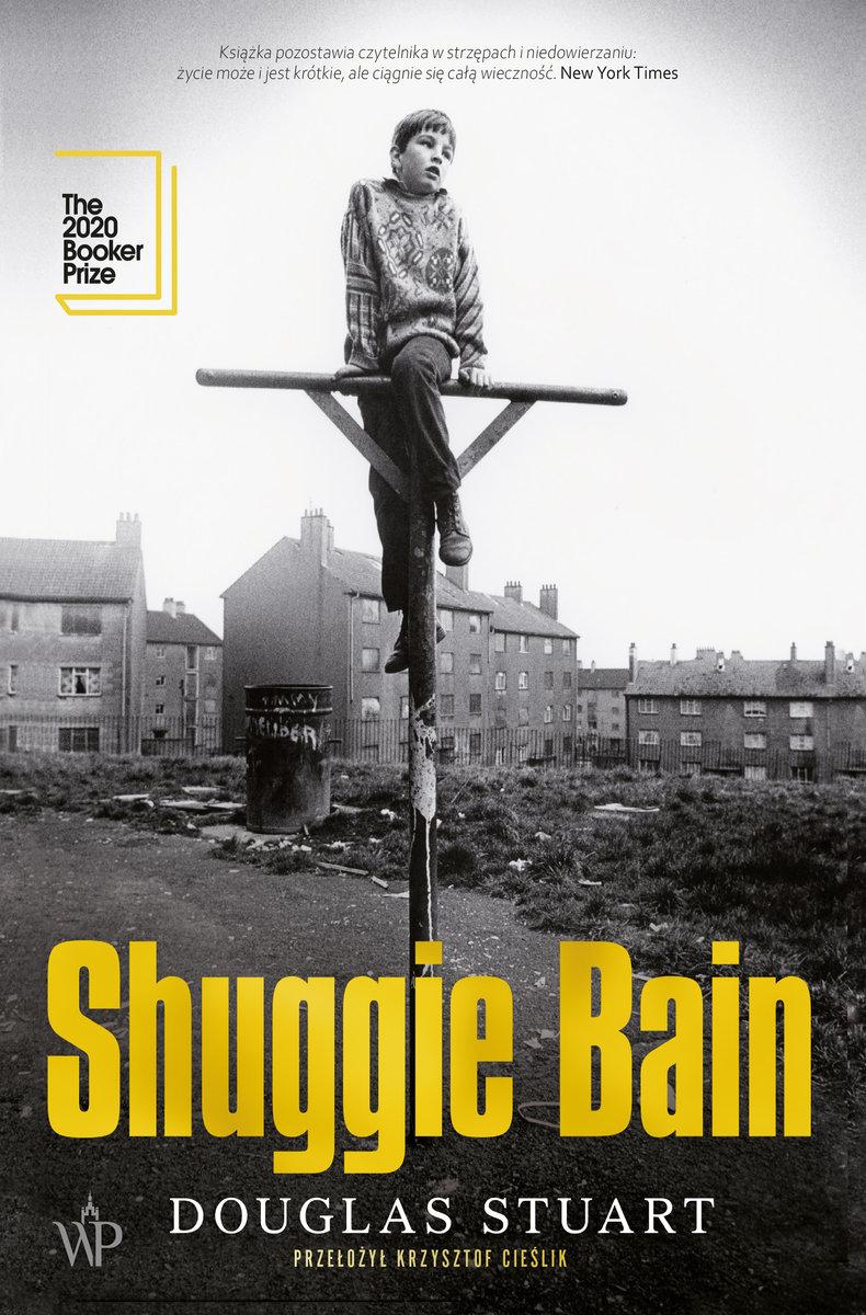 Shuggie Bain okładka