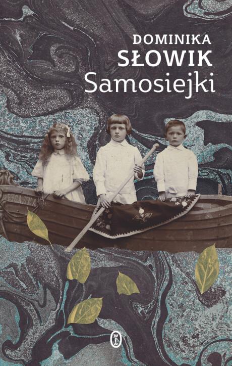 """Okładka książki """"Samosiejki"""""""